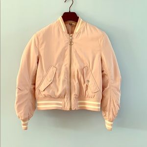 🎉3for40$🎉 PINK bummer jacket. Perfect for SPRING